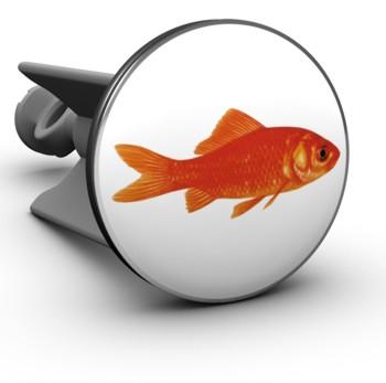 Plopp-Waschbeckenstöpsel Goldfisch