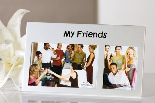 Bilderrahmen My Friends