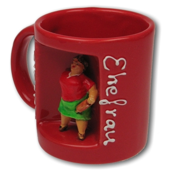 Kaffeebecher Ideale Ehefrau