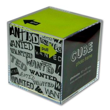 Bilderrahmen Foto-Cube