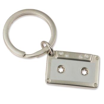 Schlüsselanhänger Cassette