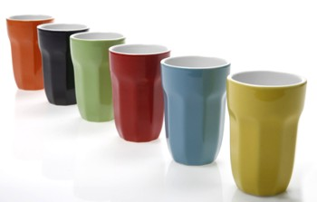 Becher Daily Colore Big 6er-Set