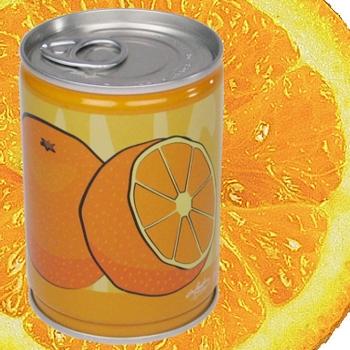Dosenpflanze Orange