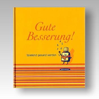 Buch Gute Besserung