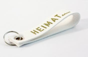 Schlüsselanhänger Heimat de Luxe