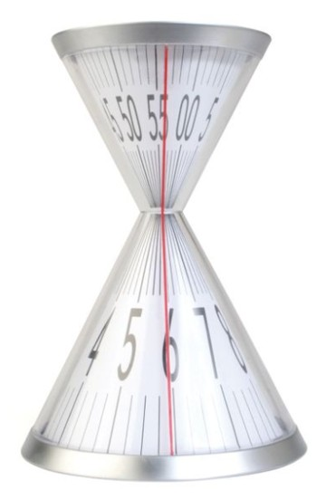 Tischuhr Hourglass