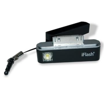 iPhone-Blitzlicht