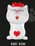 Katzen-Figur Kathi Kiss
