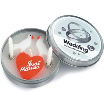 Kerze to go -Wedding-