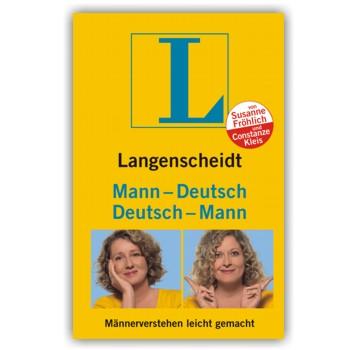 Langenscheidt Mann-Deutsch