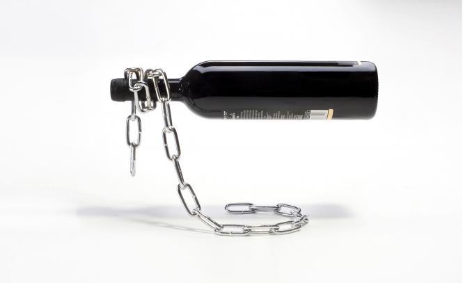 Flaschenhalter Kette