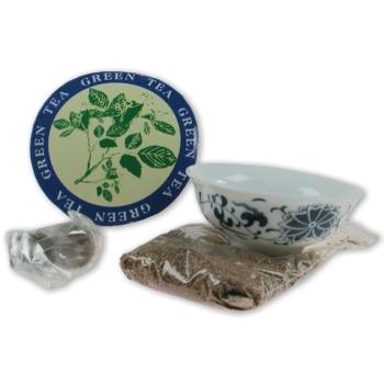 Mini-Anzuchtset Grüner Tee