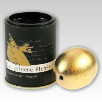 Goldenes Piep-Ei
