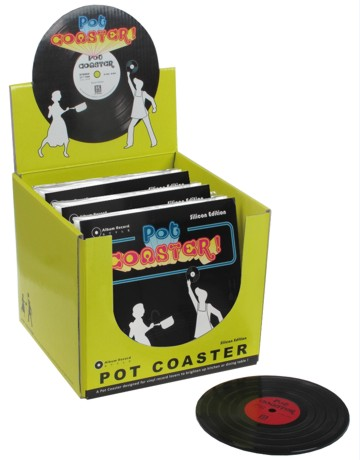 Topf-Untersetzer Record