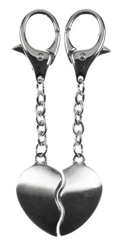 Schlüsselanhänger Broken Heart