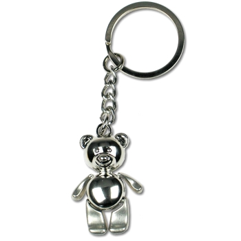 Schlüsselanhänger Teddybär