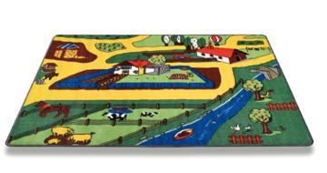 Spielteppich Farmhouse 133x165cm