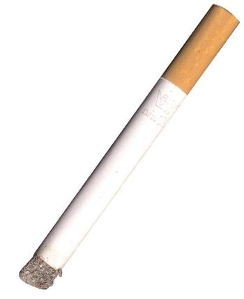Scherz-Zigarette