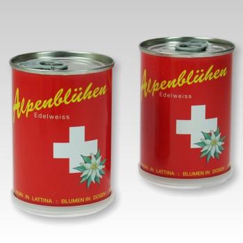 Tolle Geschenke | Edelweiss aus der Dose  Schweiz  | Geschenke