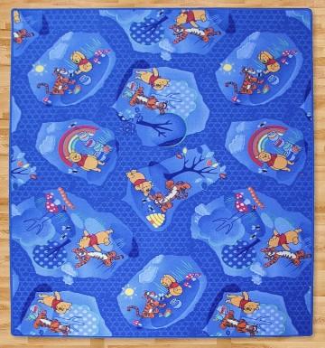 Tolle-Geschenke | Kinderteppich Winnie Pooh & Friends ...