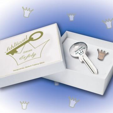 tolle geschenke schl ssel zum erfolg geschenke online kaufen. Black Bedroom Furniture Sets. Home Design Ideas