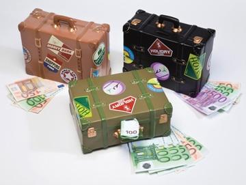 Tolle Geschenke Spardose Reisekoffer Geschenke Online Kaufen