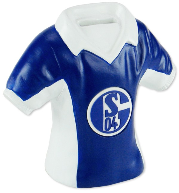 tolle geschenke spardose schalke 04 trikot geschenke online kaufen. Black Bedroom Furniture Sets. Home Design Ideas